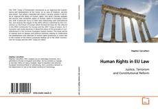 Couverture de Human Rights in EU Law