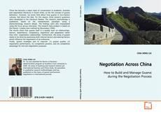 Обложка Negotiation Across China