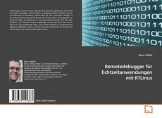 Buchcover von Remotedebugger für Echtzeitanwendungen mit RTLinux