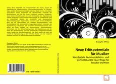 Borítókép a  Neue Erlöspotentiale für Musiker - hoz