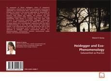 Bookcover of Heidegger and Eco-Phenomenology