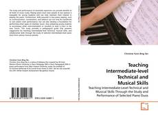 Copertina di Teaching Intermediate-level Technical and Musical Skills