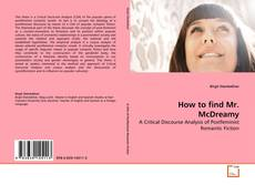 Bookcover of How to find Mr. McDreamy