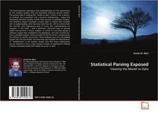 Couverture de Statistical Parsing Exposed