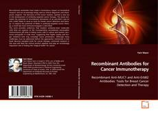 Bookcover of Recombinant Antibodies for Cancer Immunotherapy