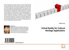 Capa do livro de Virtual Reality for Cultural Heritage Applications