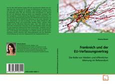 Bookcover of Frankreich und der EU-Verfassungsvertrag