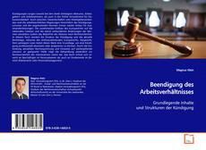 Buchcover von Beendigung des Arbeitsverhältnisses