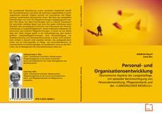 Buchcover von Personal- und Organisationsentwicklung