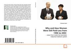 Обложка Why and How Women Were Still Paid Less from 1990 to 2003