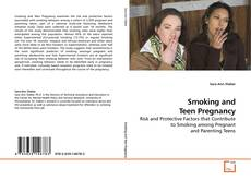 Couverture de Smoking and Teen Pregnancy