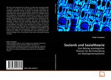 Portada del libro de Sozionik und Sozialtheorie