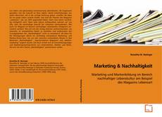 Buchcover von Marketing