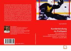 Buchcover von Kundenbindung im Profisport
