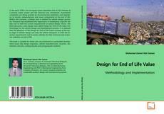 Buchcover von Design for End of Life Value