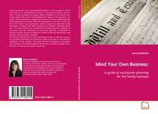 Bookcover of Mind Your Own Business: