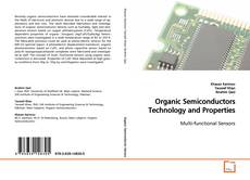 Capa do livro de Organic Semiconductors Technology and Properties