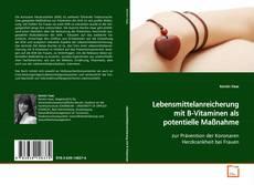 Bookcover of Lebensmittelanreicherung mit B-Vitaminen als potentielle Maßnahme