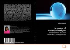 Language of Poverty Strategies的封面