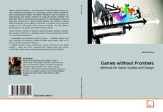 Bookcover of Games without Frontiers