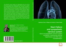 Bookcover of Heart failure and sympathetic nervous system