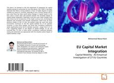 Bookcover of EU Capital Market Integration