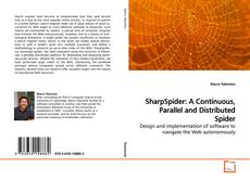 Capa do livro de SharpSpider: A Continuous, Parallel and Distributed Spider