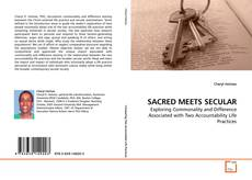 Bookcover of SACRED MEETS SECULAR