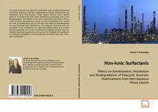 Bookcover of Non-Ionic Surfactants