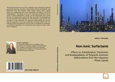 Portada del libro de Non-Ionic Surfactants