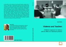 Couverture de Violence and Teachers