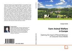Bookcover of Farm Animal Welfare in Europe