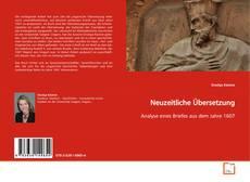 Buchcover von Neuzeitliche Übersetzung