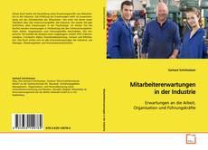 Bookcover of Mitarbeitererwartungen in der Industrie