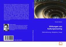 Bookcover of Wirkungen von Kultursponsoring