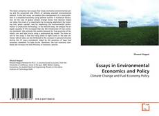 Bookcover of Essays in Environmental Economics and Policy