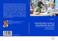 Interkulturelles Lernen in Sprachbüchern der AHS kitap kapağı