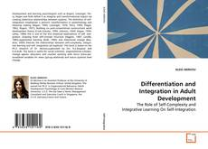 Portada del libro de Differentiation and Integration in Adult Development