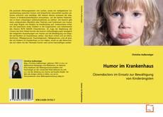 Bookcover of Humor im Krankenhaus
