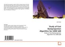 Couverture de Study of Fast Backprojection Algorithm for UWB SAR