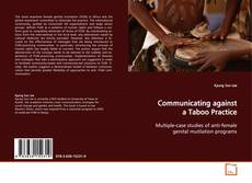 Portada del libro de Communicating against a Taboo Practice
