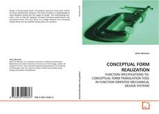 Bookcover of CONCEPTUAL FORM REALIZATION