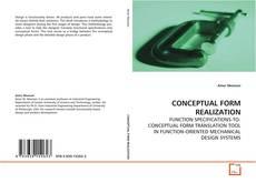 Обложка CONCEPTUAL FORM REALIZATION