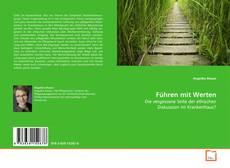 Buchcover von Führen mit Werten