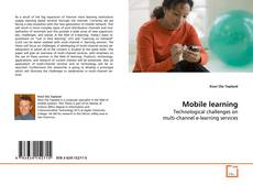 Bookcover of Mobile learning