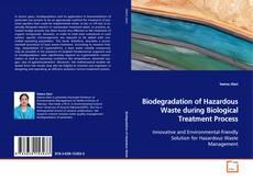Обложка Biodegradation of Hazardous Waste during Biological Treatment Process