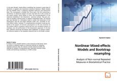 Bookcover of Nonlinear Mixed-effects Models and Bootstrap resampling