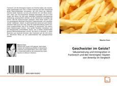 Bookcover of Geschwister im Geiste?