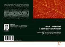 Обложка Global Governance in der Biodiversitätspolitik