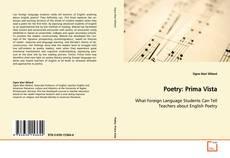 Обложка Poetry: Prima Vista